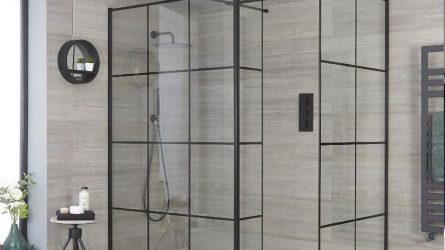 Shower-cubile